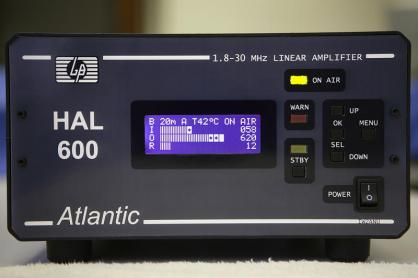 HAL-600 Atlantic Linear Amplifier