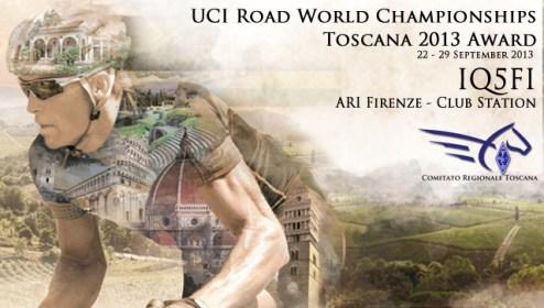 2013 UCI Road World Championships Award