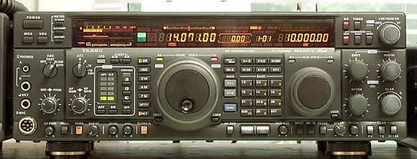 Yaesu FT-1000 Review - IW5EDI Simone - Ham-Radio