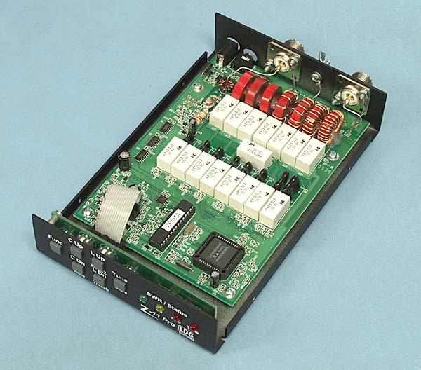 LDG Z-11 Pro Antenna Tuner - IW5EDI Simone - Ham-Radio