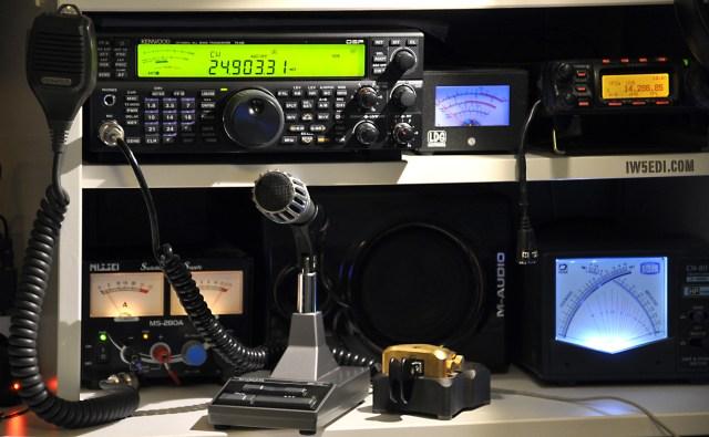 IW5EDI Radio Shack
