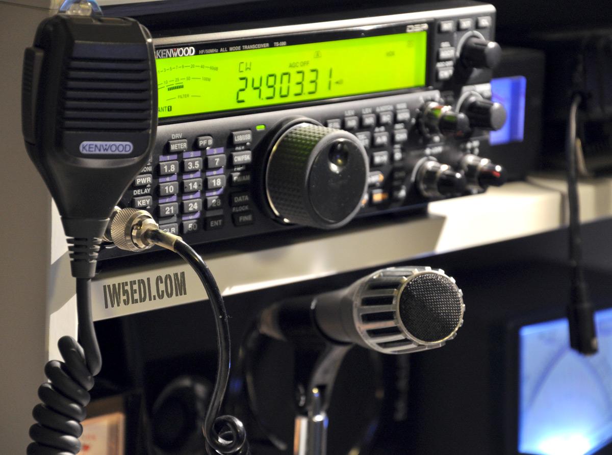 Ham Radio Microphone Wiring | Wiring Liry on