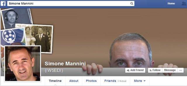ham radio call in facebook