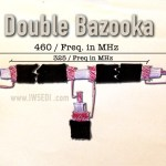 Double Bazooka Antenna