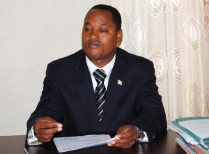 Edouard Nduwimana : « Je n'ai pas annoncé la candidature … J'ai tout simplement donné des conseils aux politiciens » ©Iwacu