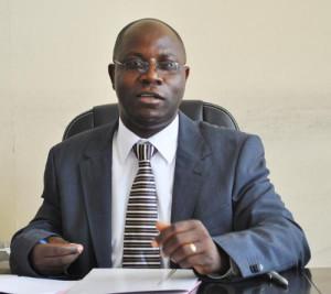Léonidas Hatungimana, porte-parole du président  ©Iwacu
