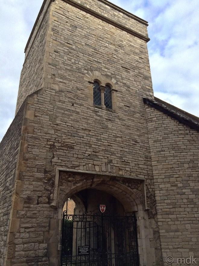 St Julien's steeple