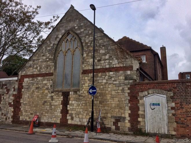 The former King Edward VI school