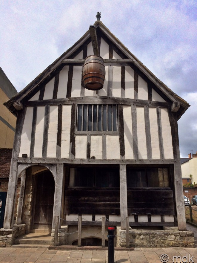 The Medieval Merchant's House