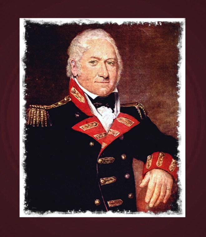 Major General Henry Shrapnel