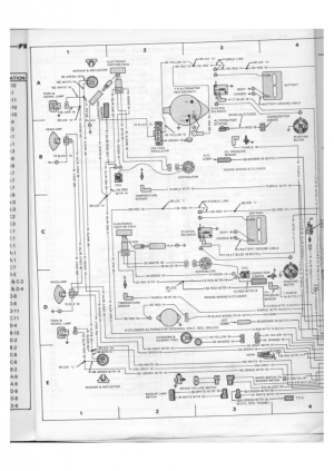Jeep Wrangler YJ Wiring Diagram  I want a Jeep!