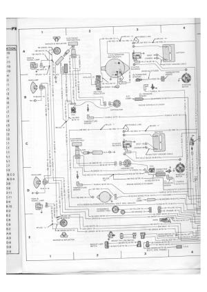 Jeep Wrangler 'CJ' Wiring Diagram  I want a Jeep!
