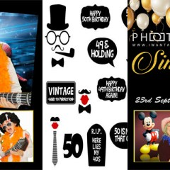Hire A Photo Booth And Make Your Next Birthday Memorable