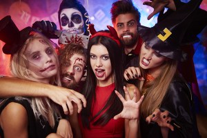 Photo Booth Hire For Halloween Parties