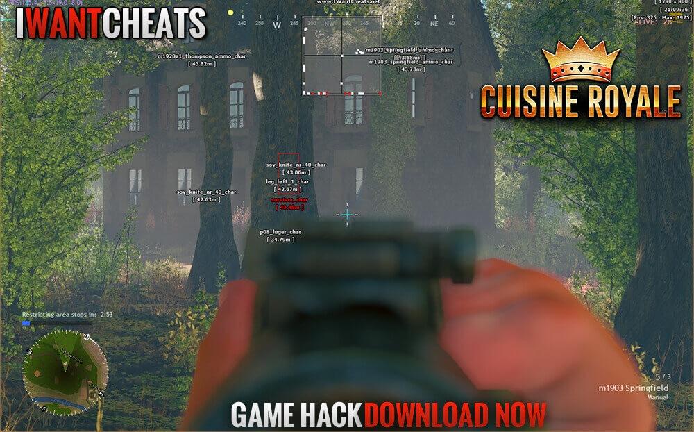 Cuisine Royale Battle Royale Games   Unixpaint