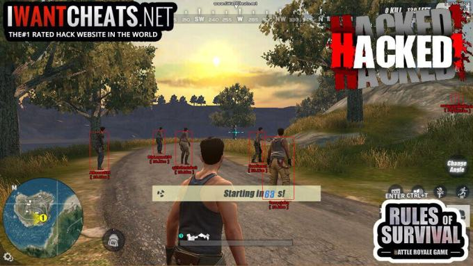 Rules Of Survival Hack Script Game Guardian   Legacy Time