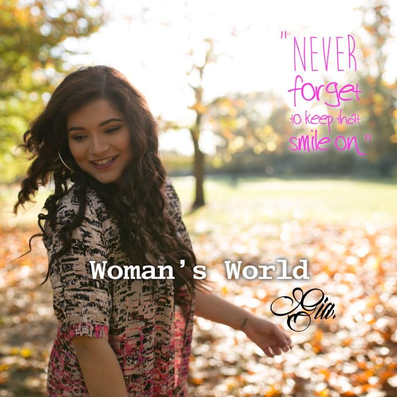 Gia - Woman's World