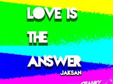 jaksan Tech house Tech house Love Is The Answer
