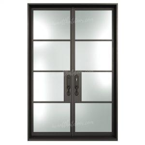 wrought iron french doors universal
