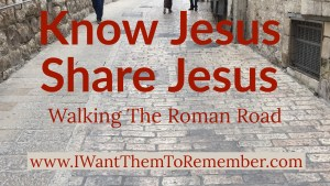 Know Jesus, Share Jesus