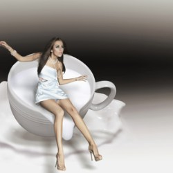 stockfresh_717131_dynamic photo of a young beauty in a cup of cappuccino_sizeXS
