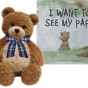 I Want to See My Papa, Angela Campagnoni, Author