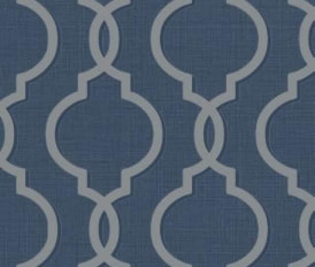 Laticia Geometric Baroque Pattern Wallpaper Metallic Glitter Textured 65493