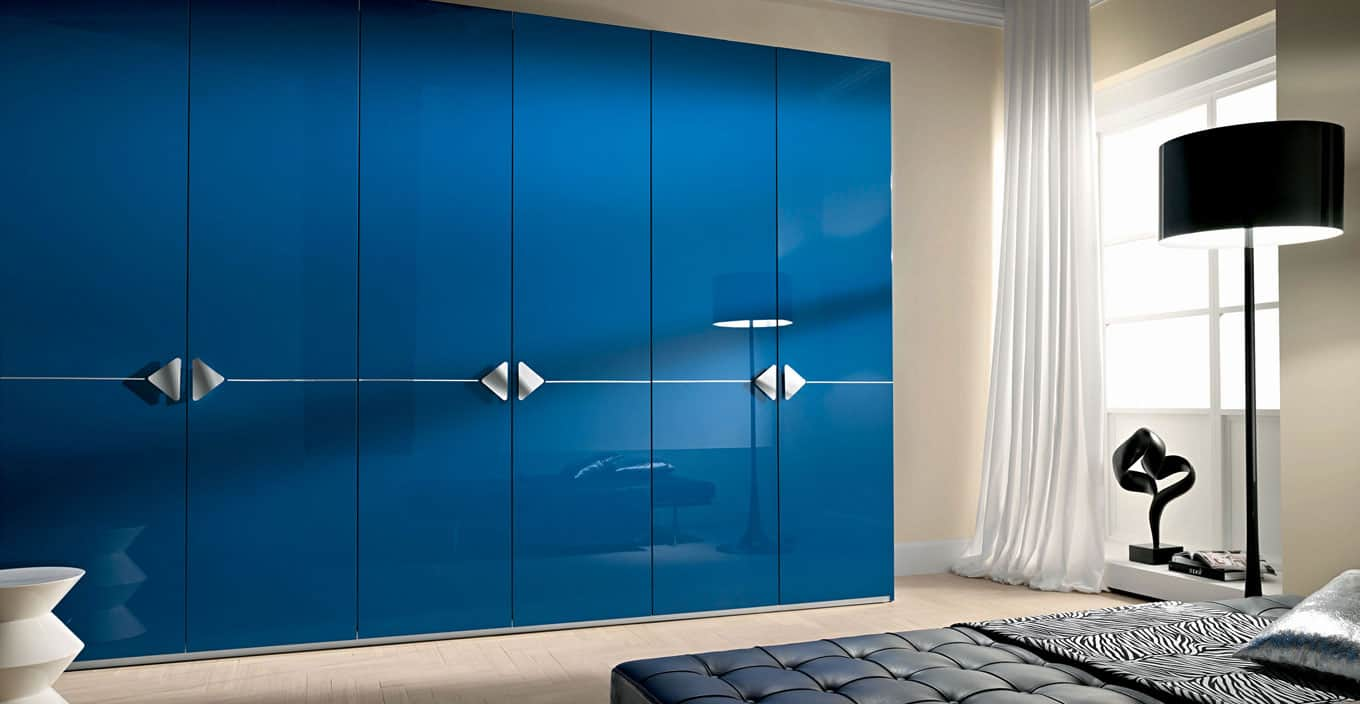 High Gloss Wardrobes High Gloss Fitted Wardrobes