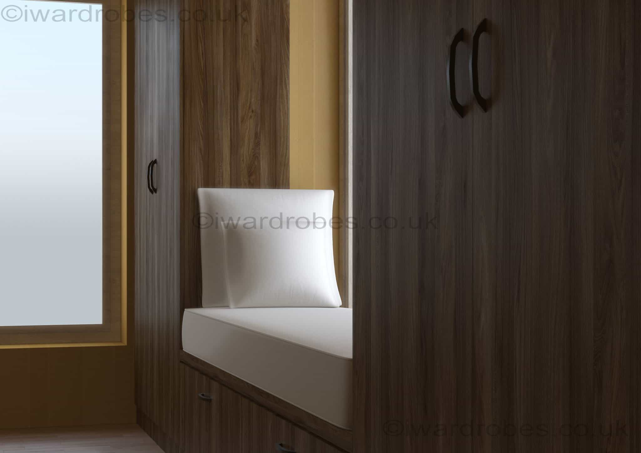 Fulham Traditional Fitted Wardrobe I Wardrobes