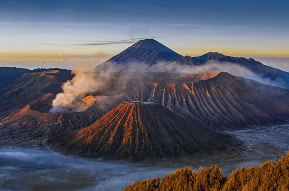 Mount Bromo Facts