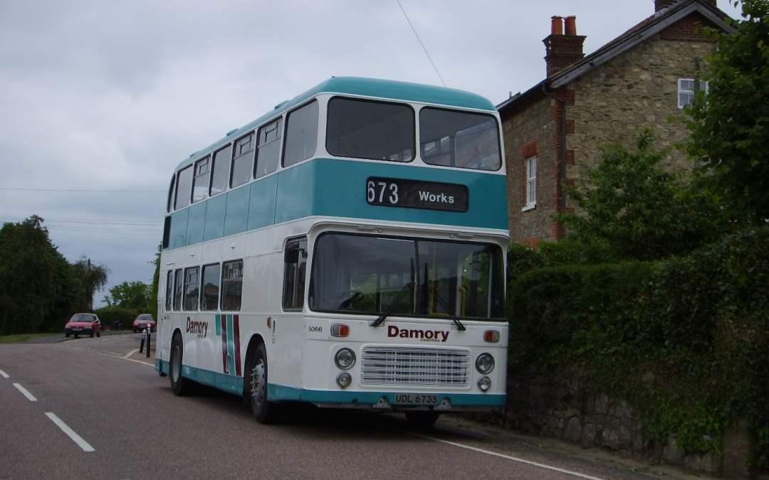 Bristol VRT – 673 (UDL 673S)
