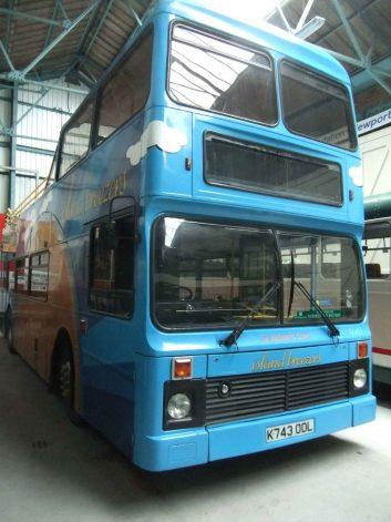 1993 Leyland Olympian – 743 (4643) – K743 ODL