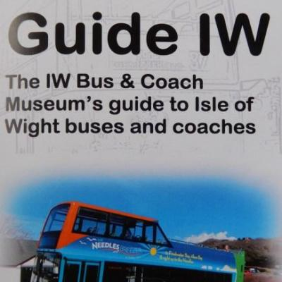 isle of wight bus and coach museum fleet guide 2016