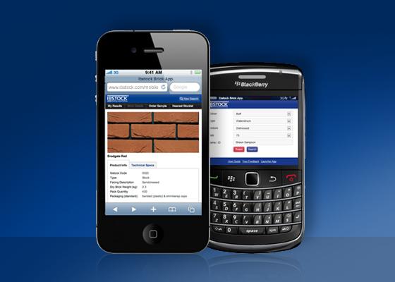 New SmartPhone App for Ibstock Brick