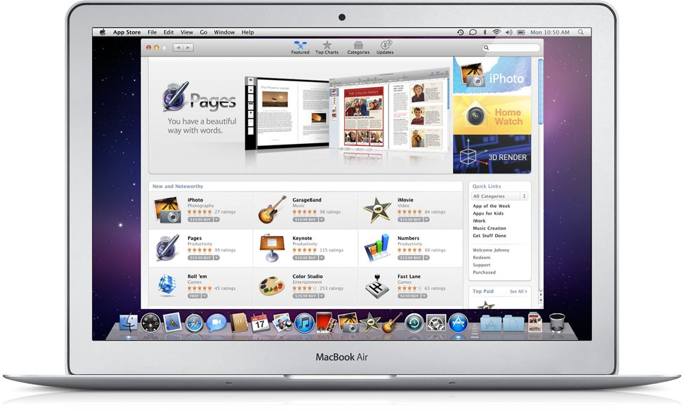 New Apple App Store To Go Live in January   iWeb Experts in Commerce