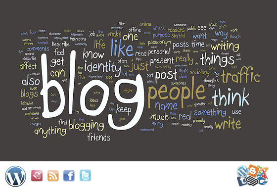 Building successful relationships through blogging