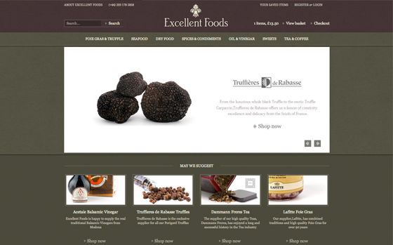 iWeb serves up tasty Magento eCommerce solution for gourmet site