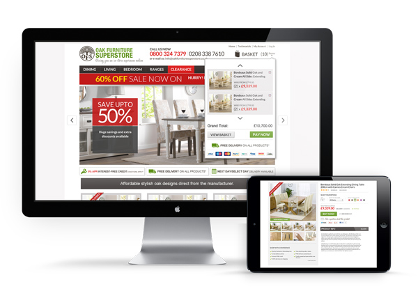 Web Site Re Design That Does Much More Than Re Arrange The ...