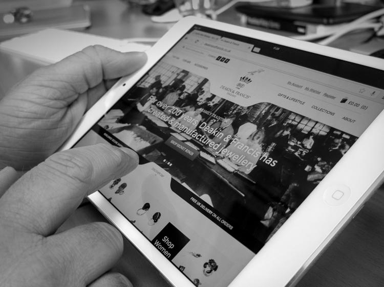 Deakin & Francis embrace responsive web design