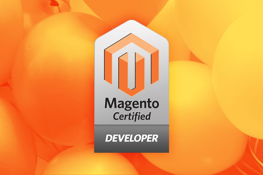 2 more of the our team become Magento certified