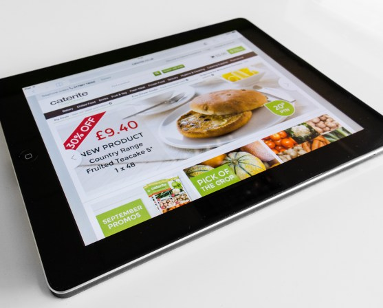 Magento's B2B capabilities deliver for Caterite