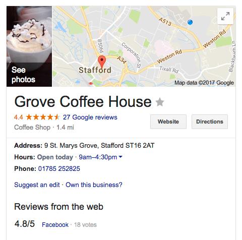 Google My Business Advantages | Verify Your Location