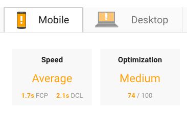 Google PageSpeed - Google's Speed Update