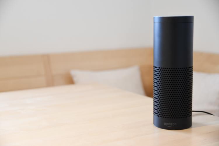 iWeb Live 2018   Amazon Alexa   Voice Search