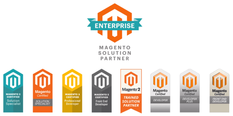 magento solution parter iWeb 2019
