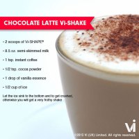 Chocolate Lattle ViShake