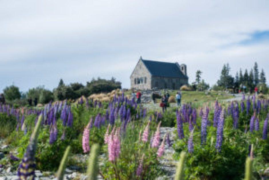 On pourrait croire à une église bretonne !