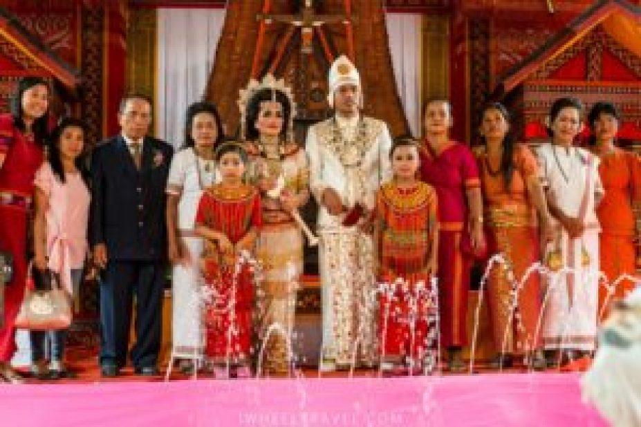 mariage indonésie sulawesi toraja