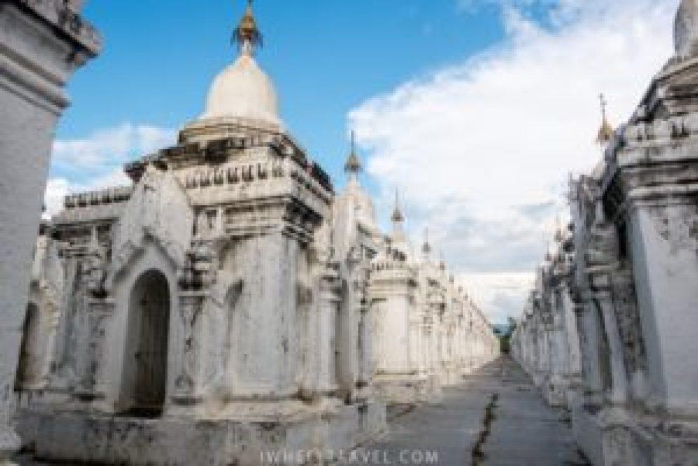 Quelques stupas parmi tant d'autres !