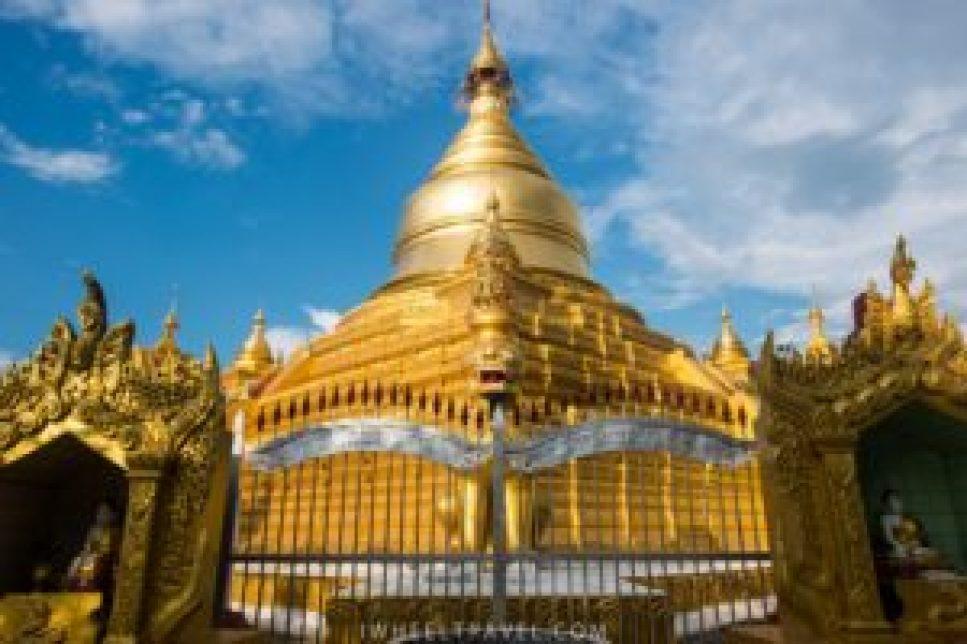 La pagode Kuthodaw.